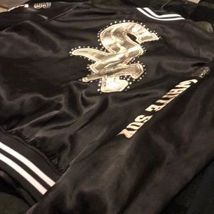 PINK Victoria's Secret Jackets & Coats - Sox jacket